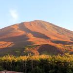 無謀な富士山初チャレンジ