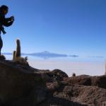 ウユニ登頂