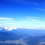 富士山8合目付近