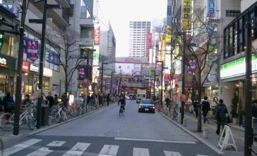 三鷹市商店街